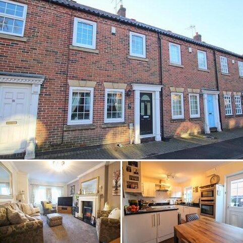 3 bedroom townhouse for sale - Keldgate, Beverley