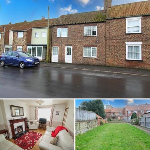 3 bedroom terraced house for sale - Church Street, Aldbrough