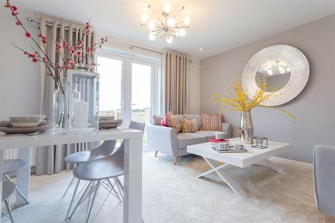 Taylor Wimpey - Spencer Fields - The Fairbairn - Plot 36 at Hawthorn Gardens, South Scotstoun, South Queensferry EH30