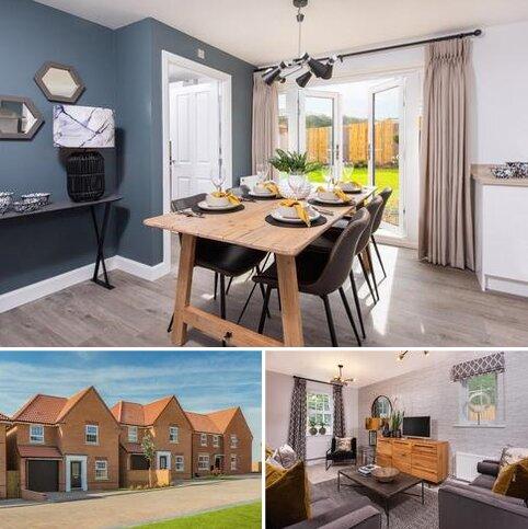 3 bedroom detached house for sale - Plot 265, Abbeydale at Hesslewood Park, Jenny Brough Lane, Hessle, HESSLE HU13