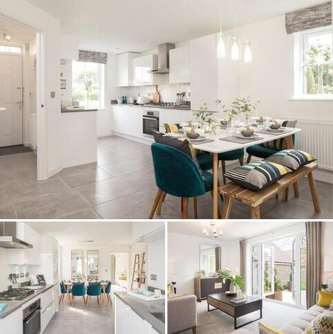 3 bedroom end of terrace house for sale - Plot 294, Ashurst at Hunters Wood, Eastern Way, Melksham, MELKSHAM SN12