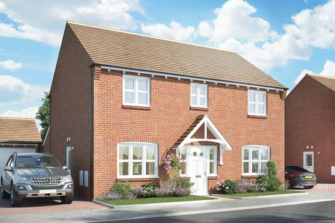 4 bedroom detached house for sale - Plot 147, The Laughton at Cuttle Brook, Infinity Park Way, Chellaston DE73