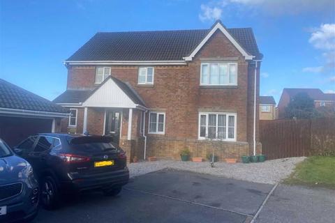 4 bedroom detached house for sale - Heol Barcud, Birchgrove, Swansea