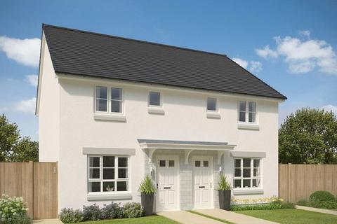 2 bedroom terraced house for sale - Plot 93, Fasque 2 at Riverside Quarter, Mugiemoss Road, Aberdeen, ABERDEEN AB21