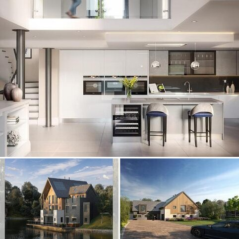 4 bedroom detached house for sale - Plot 21, Pochard House at The Lakes, Lakeview Crescent, Chelmsford CM3