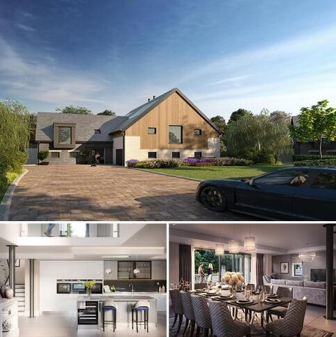 4 bedroom detached house for sale - Plot 22, Teal House at The Lakes, Lakeview Crescent, Chelmsford CM3
