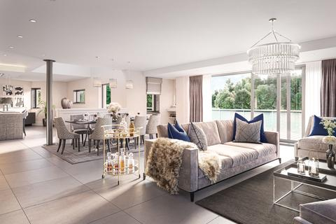 4 bedroom detached house for sale - Plot 26, Eider House at The Lakes, Lakeview Crescent, Chelmsford CM3