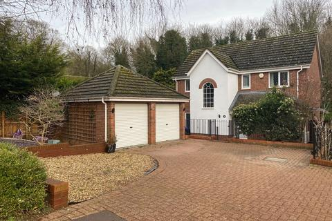 4 bedroom detached house for sale - Cottage Gardens, Great Billing, Northampton NN3 9YW
