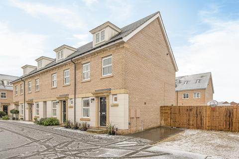 4 bedroom end of terrace house for sale - Miller Road, York, YO30 6QH