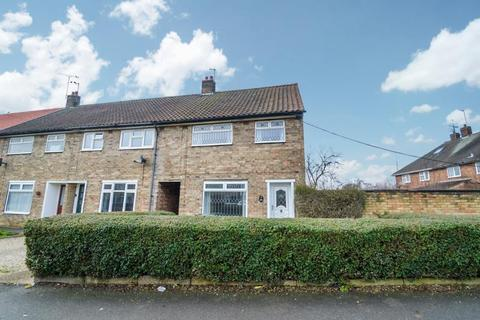 3 bedroom end of terrace house to rent - Rosedale Grove, Hull