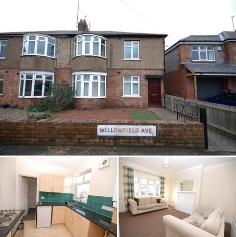 3 bedroom flat for sale - Willowfield Avenue, Fawdon