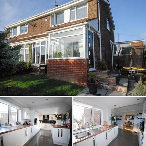3 bedroom semi-detached house for sale - Hereford Way, Fellgate, Jarrow