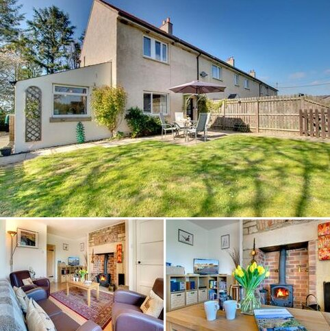 2 bedroom end of terrace house for sale - Rock South Farm Cottages, Alnwick, NE66