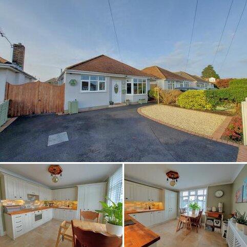2 bedroom detached bungalow for sale - Bryant Road Poole BH12 5DW