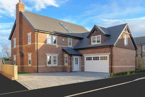 4 bedroom detached house for sale - Cheviot Meadows, Acklington, Northumberland NE65