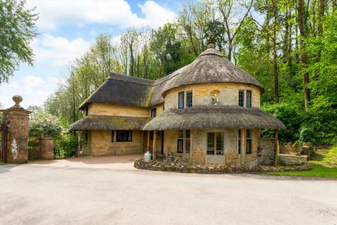 4 bedroom detached house for sale - The Round Lodge, Nether Compton, Sherborne, DT9