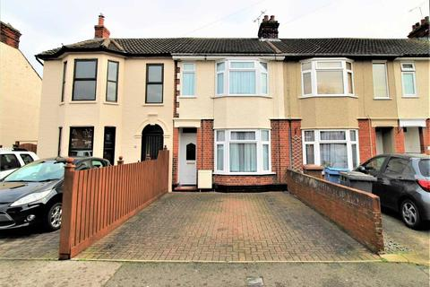 3 bedroom terraced house for sale - Parliament Road, Ipswich