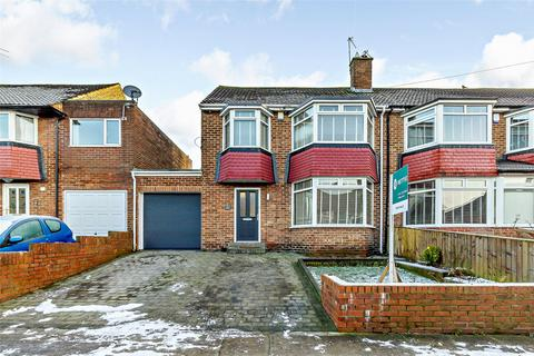3 bedroom semi-detached house for sale - Southfield Road, Benton, Newcastle Upon Tyne, Tyne And Wear