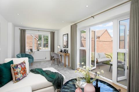 2 bedroom flat for sale - Plot 261, 2 Bedroom Flat at Rose Garden, 2 Hunter Way Cranleigh GU6