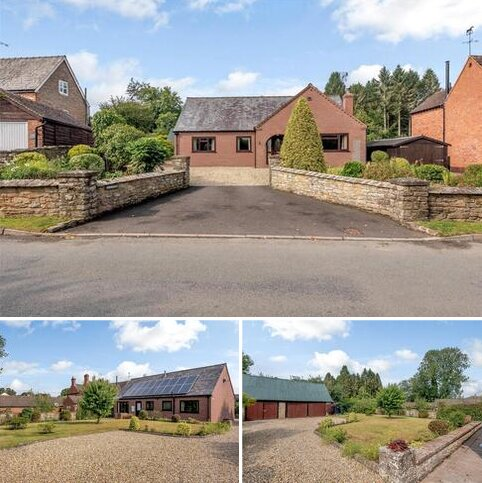 3 bedroom bungalow for sale - Ashford Carbonel, Ludlow, Shropshire
