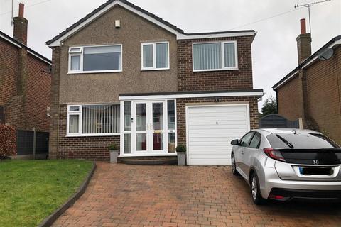 4 bedroom detached house for sale - Barleyfields Road, Wetherby, LS22 7PT