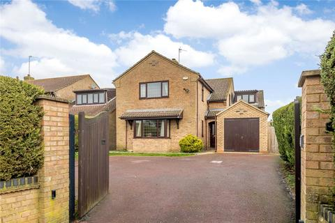 5 bedroom detached house for sale - School Lane, Hartwell, Northampton, NN7