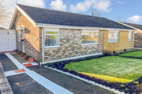 2 bedroom bungalow for sale - Hareside, Cramlington, Northumberland, NE23 6BJ