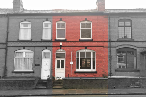 2 bedroom terraced house for sale - Halliwell Road, Bolton, Greater Manchester, BL1 8BZ