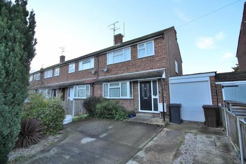 3 bedroom end of terrace house for sale - Cypress Drive, Chelmsford, Essex, CM2