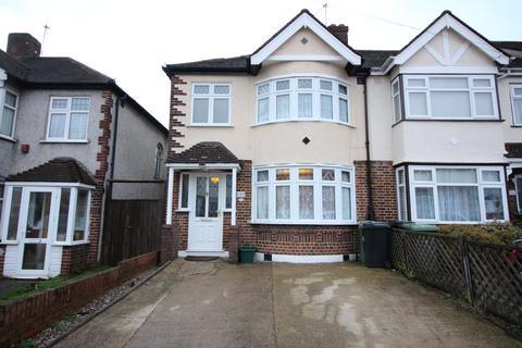 3 bedroom end of terrace house for sale - Elmstead Gardens, Worcester Park KT4