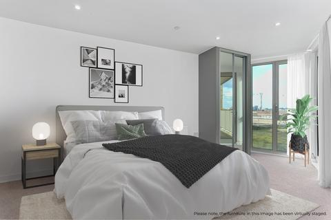 2 bedroom flat for sale - Plot A.10.4, 2 Bedroom Flat at The Refinery, 5 Knights Road, Silvertown E16