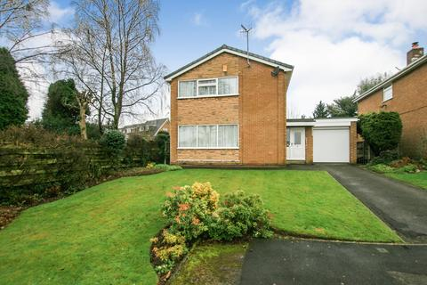 4 bedroom detached house for sale - Repton Place, Dronfield Woodhouse, Derbyshire, S18 8YX