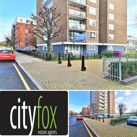 2 bedroom flat to rent - Beckley House Hamlets Way Mile End London E3 4SZ