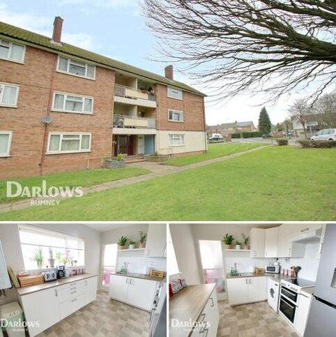 2 bedroom flat for sale - Burnham Avenue, Cardiff