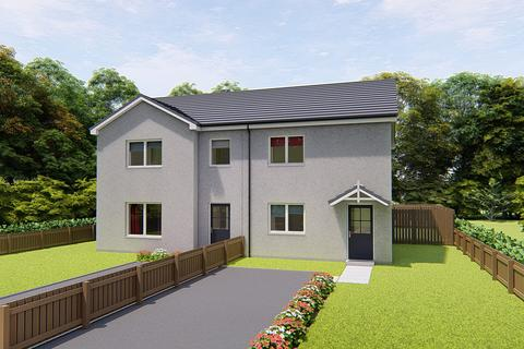 2 bedroom semi-detached house for sale - Plot 132, The Barra at Lochter, Portsdown Road AB51