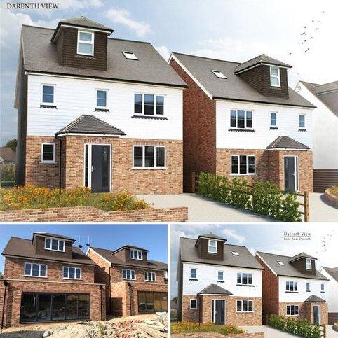 4 bedroom detached house for sale - Wood Lane, Darenth View, Dartford, DA2