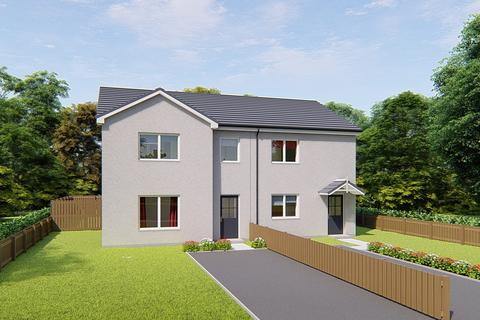 3 bedroom semi-detached house - Plot 134, The Fingask at Lochter, Portsdown Road AB51