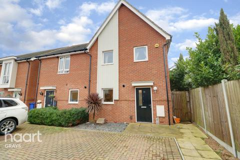 2 bedroom semi-detached house for sale - Heathland Way, Woodside