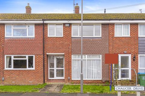 3 bedroom terraced house for sale - Chaucer Drive,  Aylesbury,  HP21