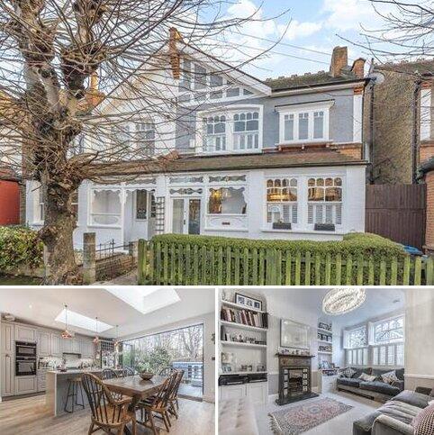 4 bedroom semi-detached house for sale - Stanton Road, West Wimbledon