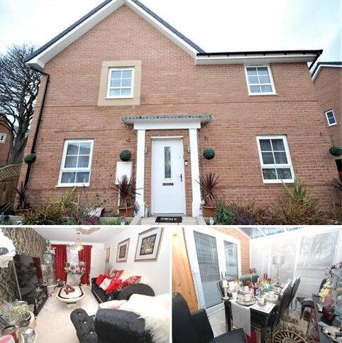 4 bedroom detached house for sale - Burcombe Close, Ryhope