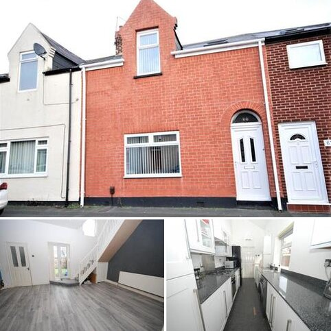 3 bedroom terraced house for sale - Devonshire Street, Monkwearmouth