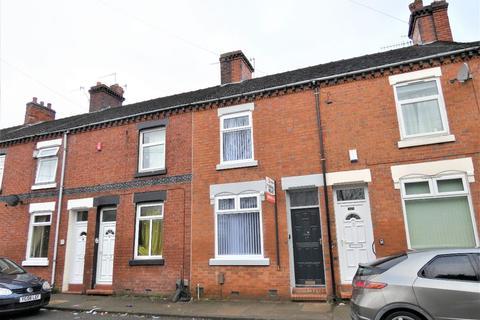 2 bedroom terraced house to rent - Fuller Street, Stoke-on-Trent, Staffordshire, ST6 6DB
