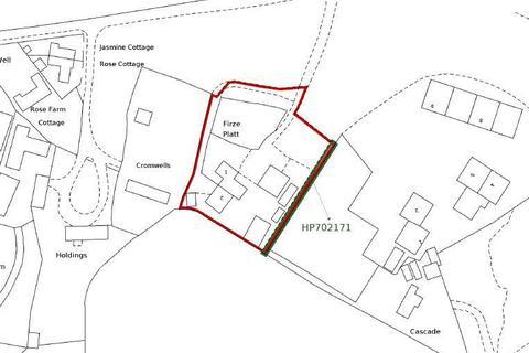 Plot for sale - The Barracks, Newnham, Near Hook, Hampshire, RG27
