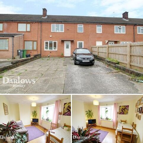 3 bedroom terraced house for sale - Withycombe Road, Cardiff