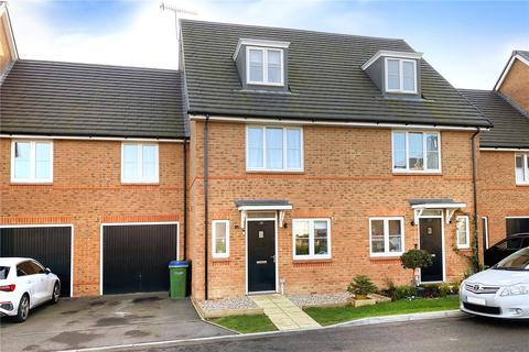 4 bedroom link detached house for sale - Cresswell Square, Cresswell Park, Angmering, West Sussex