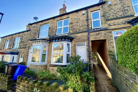 3 bedroom terraced house for sale - 101 Forres Road, Crookes, S10 1WD
