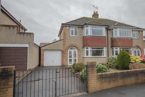 3 bedroom semi-detached house for sale - Bridgeleap Road, Downend, Bristol, BS16 6TE