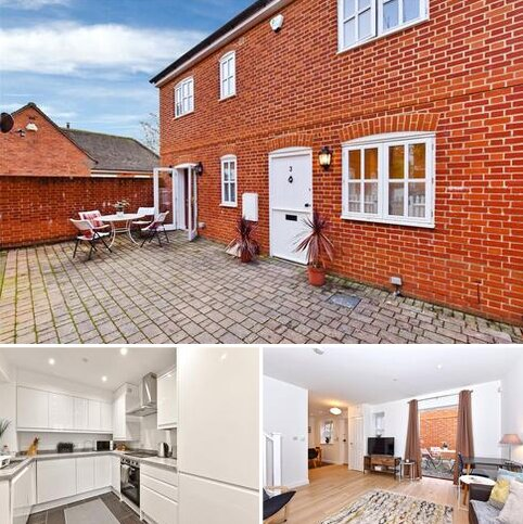 2 bedroom end of terrace house to rent - Barlows Mews, Henley-On-Thames, RG9
