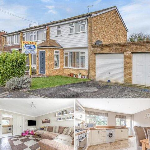 3 bedroom semi-detached house for sale - Sandown Road, West Malling